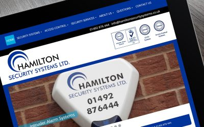 Hamilton Security Systems - North Wales Intruder Alarm Specialists